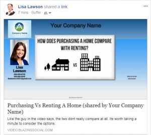 Real Estate Video Example (Click to View)